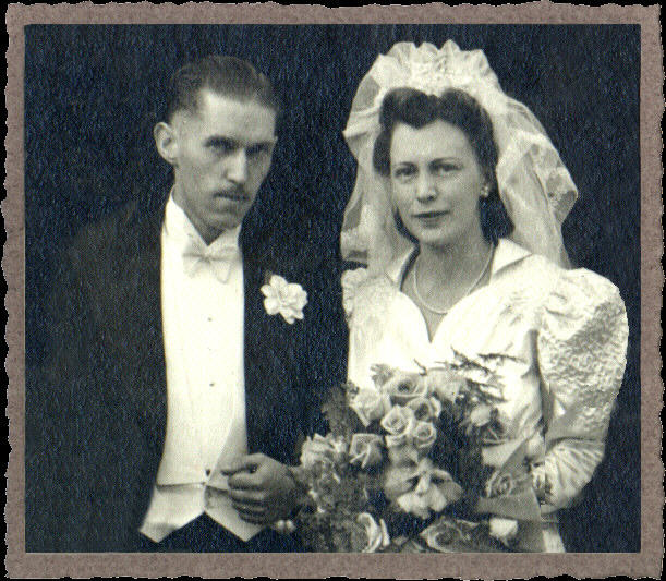 Diederick and wife Theresa